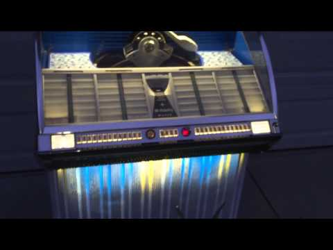 Jukebox Junkie By Ken Mellons Played on 1950's Wurlitzer Jukebox
