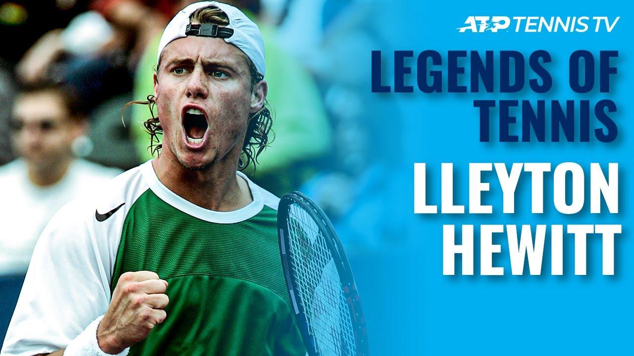 Legends of Tennis Episode 4: Lleyton Hewitt