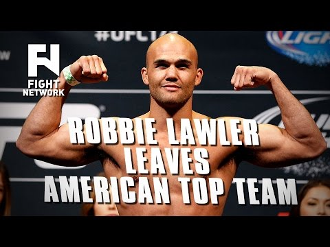 Robbie Lawler Leaves American Top Team