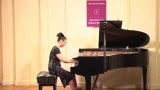 Alessandra Garosi: NOVECENTO (Live at New York University)