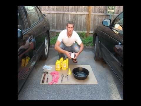 Khuyenmaigiamgianet how to do an oil change  Khuyenmaigiamgianet