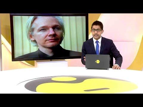 Swedish question Wikileaks Founder