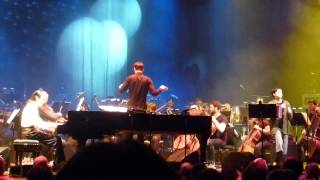 Sparks - The Number One Song In Heaven - with Heritage Orchestra at Barbican, London, 20/12/14
