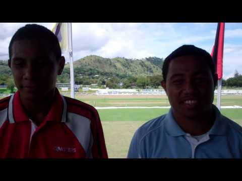 Port Moresby Cricket: Grand Final Captains Interview