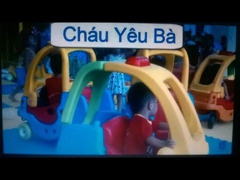Chau Yeu Ba, xuan mai, nhac thieu nhi soi dong nhat 2016