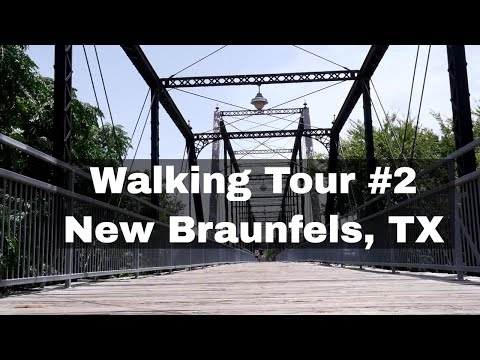 New Braunfels, TX Walking Tour #2