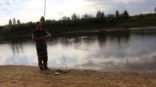Рыбалка на реке Тура. Утро 4 сентября .