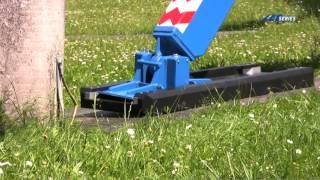 Teupen LEO 40 GTX(Телескопический высотный самоходный подъёмник (паук) • Hanford / арендаподъемников.рф., 2012-06-27T12:03:12.000Z)