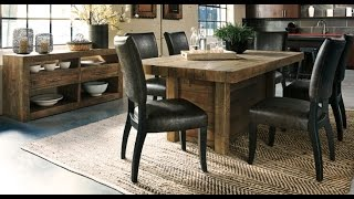 Sommerford Dining Room Collection D775 By Ashley Youtube