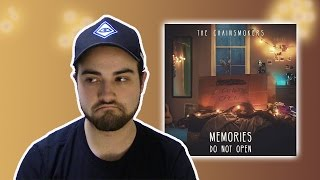 The Chainsmokers - Memories...Do Not Open (Album Review)