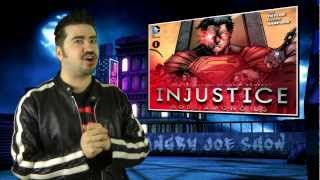 Injustice Vlog - Semi Finals Comic Debate