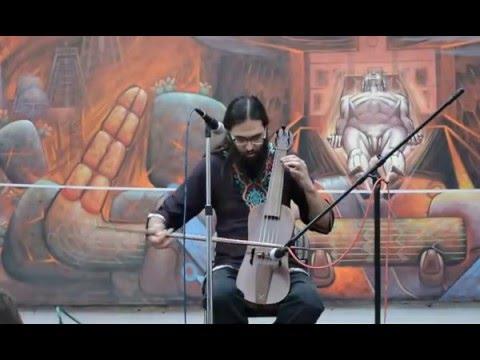 Abgal: Música original con instrumentos antiguos, Fidula medieval