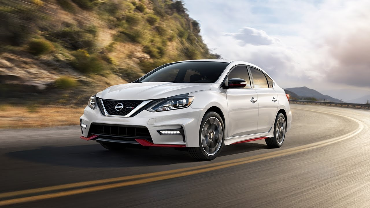 New Nissan Altima >> 2019 Nissan Sentra SR Turbo With 1.6-L Turbocharged DiG engine - YouTube