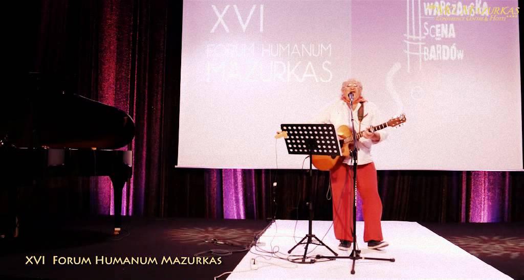 XVI Forum Humanum Mazurkas-Jacek Kleyff -