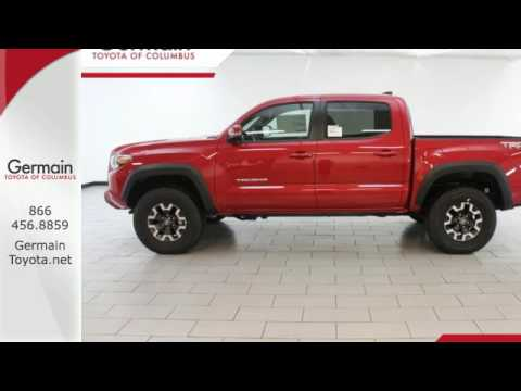 New 2017 Toyota Tacoma Columbus, OH #80262   SOLD