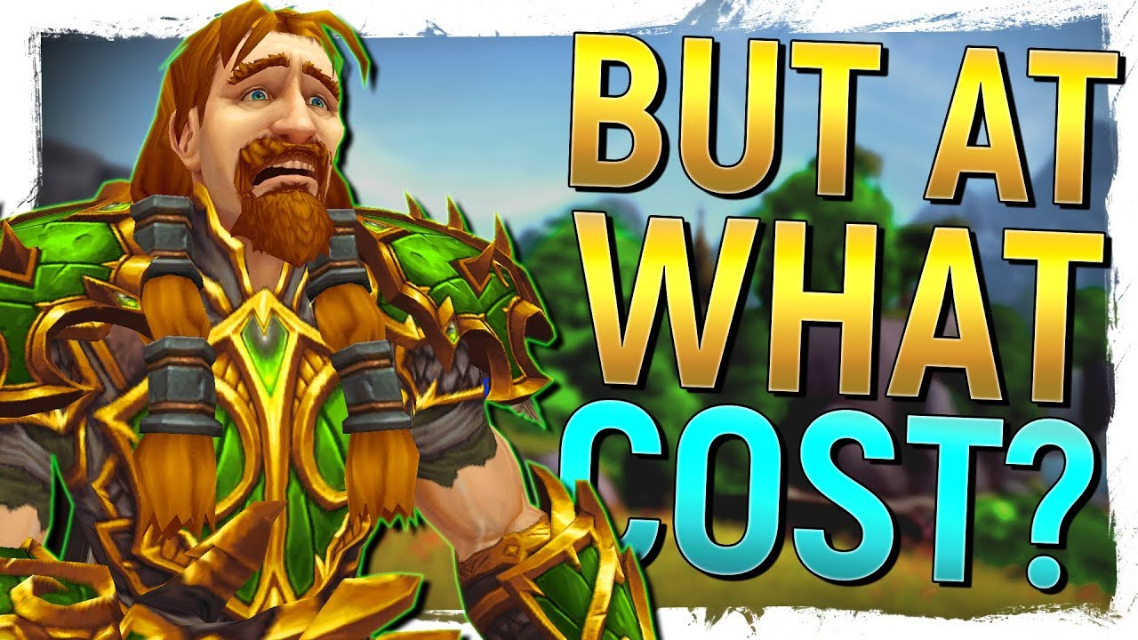 The Most Controversial Change In Battle for Azeroth: What The GCD Change  Could Mean For You