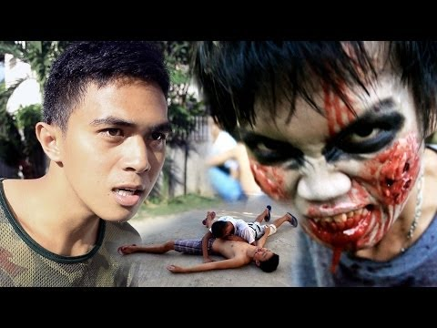 Short Film: Zombie slash Wak-Wak