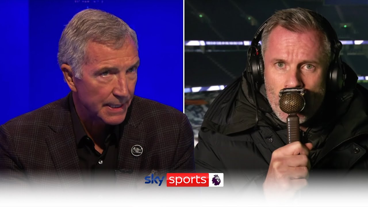 Liverpool boss Klopp clashes with Carragher over no Van Dijk ...