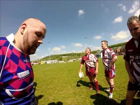 2016 Nags Charity Rugby vs Lampeter RFC - Game 2 & 3