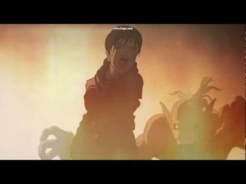 Blood: The Last Vampire  Saya's Attack