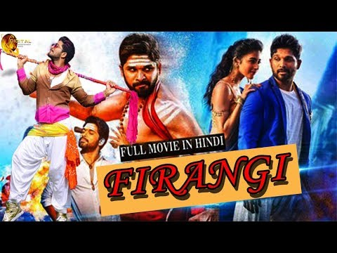FIRANGI | 2018 | New Release Hindi Dubbed South Action Movies | South Indian Full Movie Hindi Dubbed