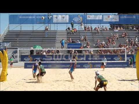 Swatch Beach Volleyball Major Series - Porec - Szenen