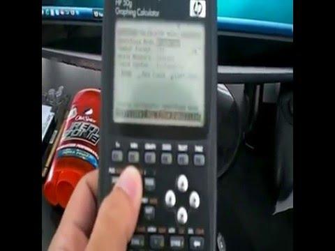 New HP 50G Calculator