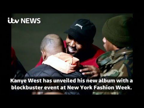 NYFW: Kanye West opens with a blockbuster event