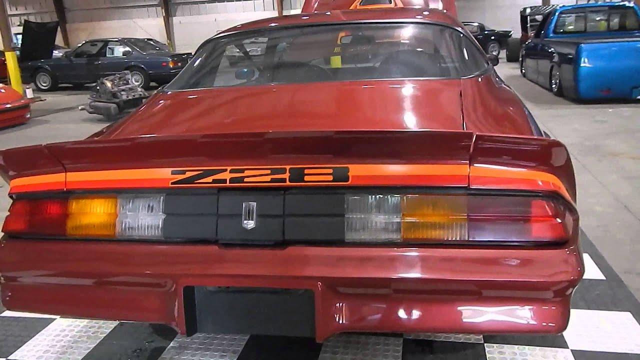 Power Stop Brakes >> 1979 Chevrolet Camaro Z28 - YouTube