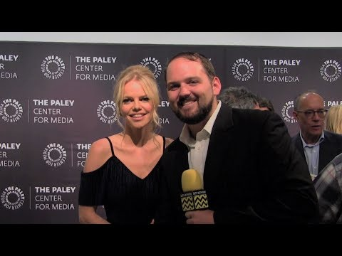 Interview with Mircea Monroe | Showtime's Episodes at the Paley Center