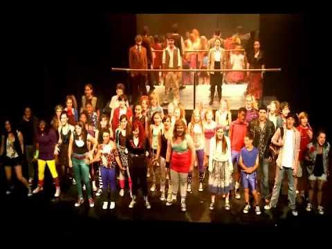 I Pray I Make P.A. / Hard Work - FAME: The Musical - C.A.T.S. Mainstage