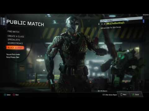 Call Of Duty Road to master prestige #12