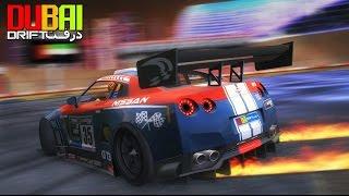 Dubai Drift gameplay