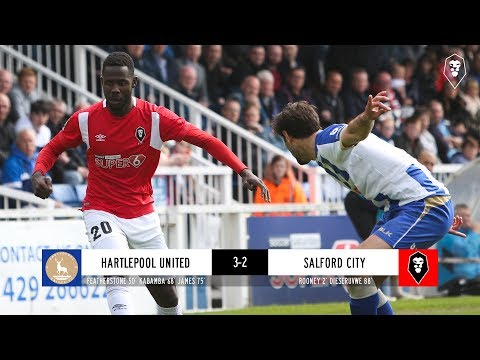 Hartlepool United 3-2 Salford City | The National League 27/04/19