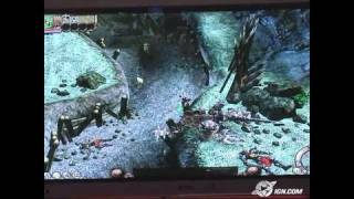 Dungeon Siege II PC Games Gameplay - E3 2004 Footage