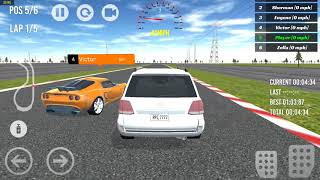 Fortuner Car Racing  Simulator / Android Game  / Game Rock