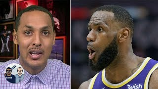 David Griffin is right about LeBron's post-title thirst for winning - Ryan Hollins | Jalen & Jacoby