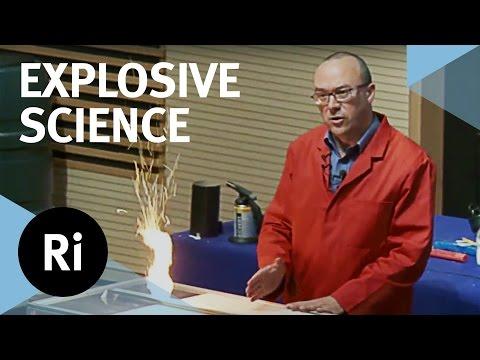 Explosive Science
