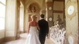 Heiraten im Schloss Mirabell - Wedding in Salzburg(Film über das Standesamt Salzburg. Heiraten im Marmorsaal im Schloss Mirabell. Wedding in Salzburg at the