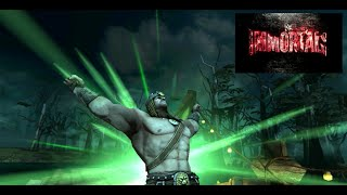 WWE Immortals - Triple H King of Kings Level 1 2 3 Super Finishers