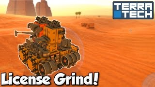 Video The License Grind! - Terratech [Ep.2 - S2] - Let's Play TerraTech v0.7 download MP3, 3GP, MP4, WEBM, AVI, FLV Maret 2018