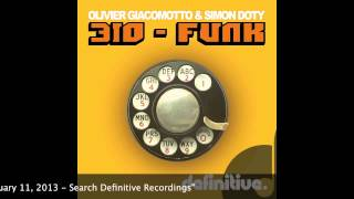 """Wake Up (Original Mix)"" - Olivier Giacomotto & Simon Doty - Definitive Recordings"