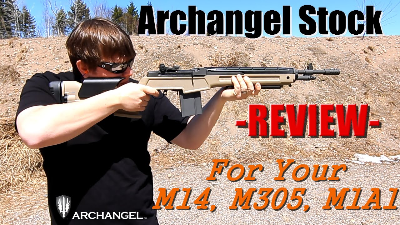 Archangel M14 Stock Review Model AAM1A
