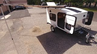 The most Affordable Customized Mini Camping Trailer ever Built MyMiniTrailer