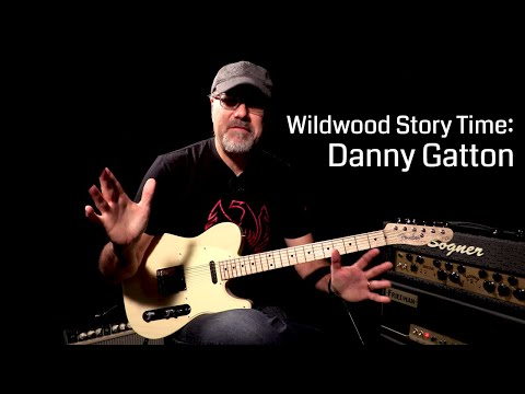 Wildwood Story Time / Inspired Lick  •  Danny Gatton (Pt. 1 Of 2)