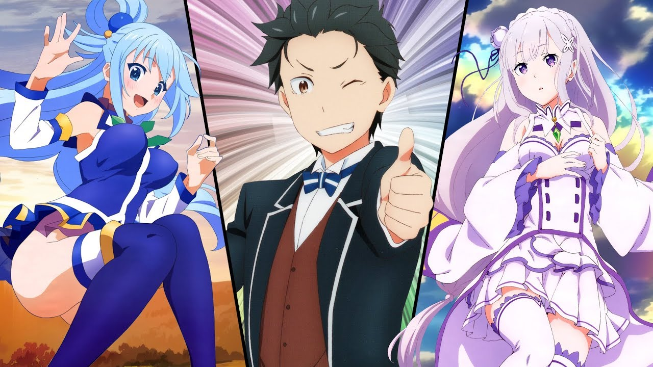 Follow the vibe and change your wallpaper every day! Best 40 Isekai Anime To Escape To Scenes Included Chasing Anime
