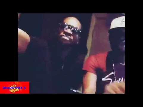 Bounty Killa Ft Iyara - Nuh Bad Like Alliance  ( Preview ) - Anjublaxx Production - July 2017