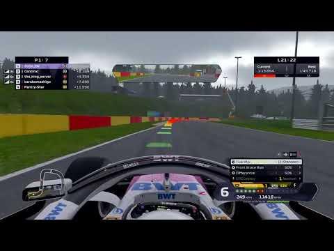 Belgium F12020