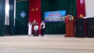 Dòng Sông Thương Nhớ - Cover Acoustic THPT Gio Linh