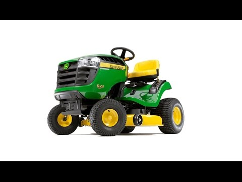 How to Grease a John Deere Lawn Tractor
